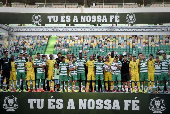 Aunque el Sporting de Lisboa querrá revivir sus años de gl...
