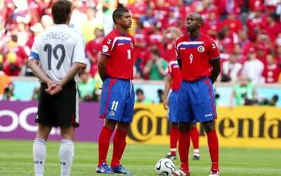 """Paulo Wanchope: """"La mejor experiencia fue inaugurar el Mundial de Aleman..."""