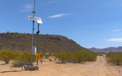Torres de rescate del desierto de Arizona