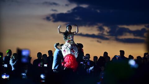 Casi 30,000 personas celebraron junto a Rubí Ibarra su cumpleaños número...