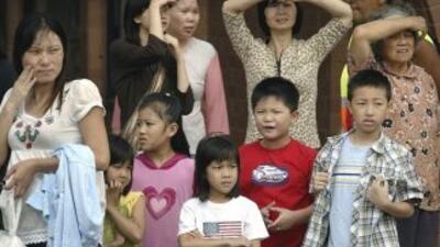 Se estima que unos 5 millones de niños estadounidenses tienen uno dos pa...