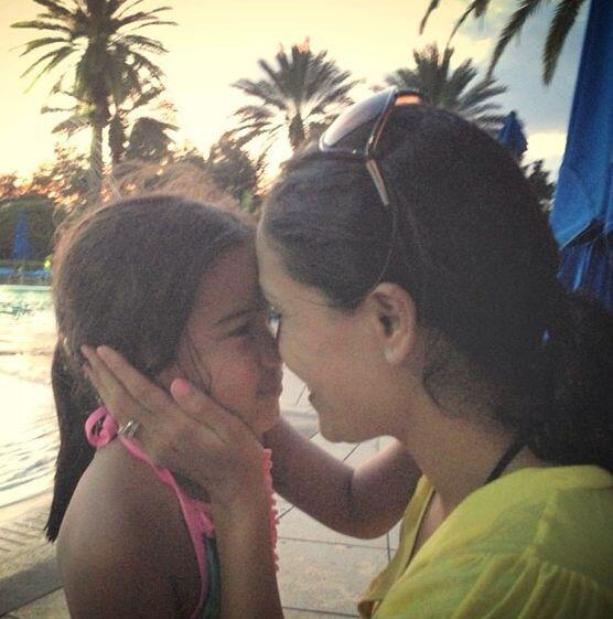 """Mi otro sol! #priceless #amorpuro #mivida #momentosinolvidables"", mostr..."