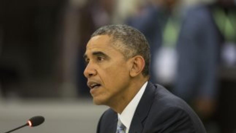 """El presidente dijo que los ciudadanos pueden sentirse """"optimistas"""" acerc..."""