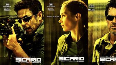 Estrena en cines selectos el 18 de septiembre y en todo EEUU el 25 de se...