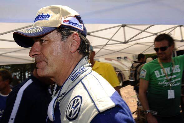 El español Carlos Sainz ganó la 13ra. y última etap...