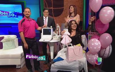 Gredmarie Colón vive la emoción al conocer el sexo de su bebé