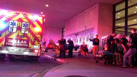 Alrededor de 40 particpantes resultaron quemados en el evento de Tony Ro...
