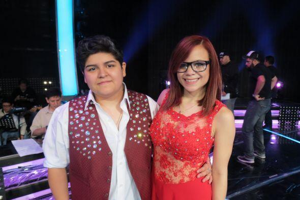 Y listas para otro gran show, Stephanie Guzmán y Ana Cristina Pagán, qui...