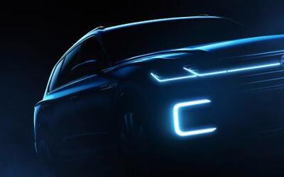 Imágenes del concept híbrido que presentará VW en Pekín