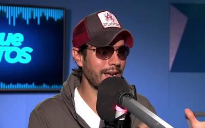 """Enrique Iglesias: """"La radio sigue siendo el punto decisivo de todos los..."""