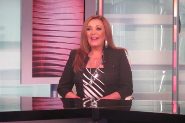 La actriz Sylvia Pasquel habló de la revista que publicó f...