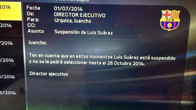 Los aficionados al videojuego se llevaron una sorpresa al ver que el uru...