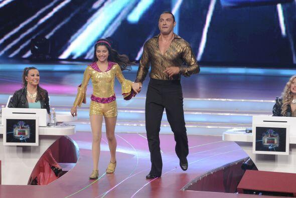 Latin Lover también fue otro de los grandes invitados en Peque&nt...