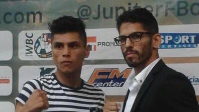 Iván Cano y Jorge Linares