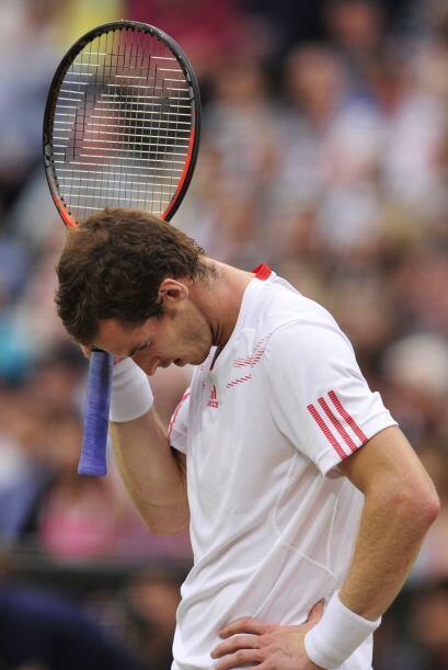 Un inglés no ha ganado Wimbledon desde que lo hiciera Fred Perry...