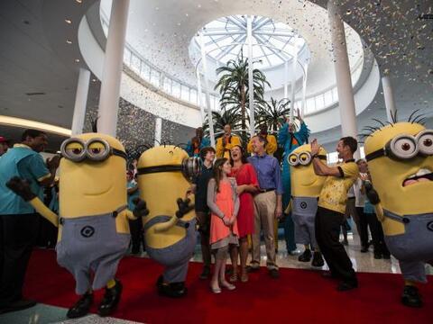 1. Orlando: El destino obligado para cualquier familia pues cuenta con e...