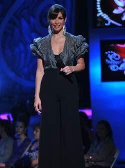 De falda, vestido o pantalón, Giselle supo como lucir con glamour cada u...