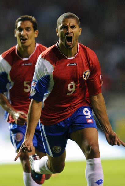 Alvaro Saborío es de los infaltables en las convocatorias recientes cons...