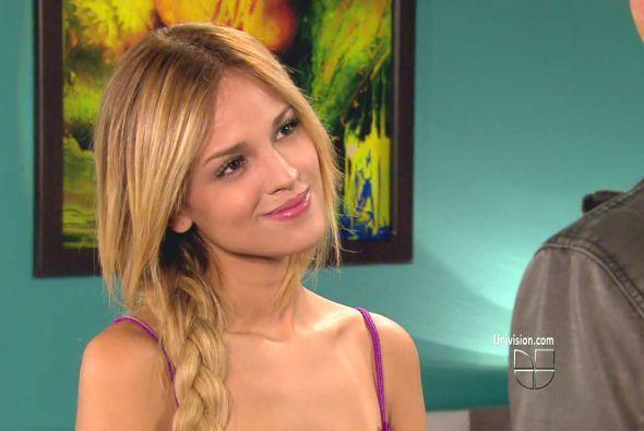 """""""¿Regresó el súper súper man?"""", Nikki está muy agradecida con Arriaga po..."""