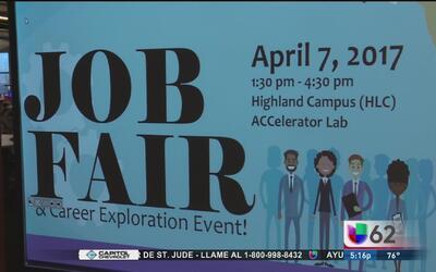 Mejore su futuro profesional en la Feria del Trabajo en Austin