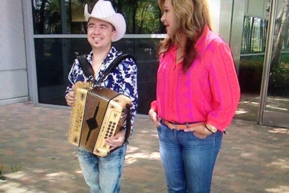 En sus conversaciones Tito compartió su sentir sobre la música, la vida...