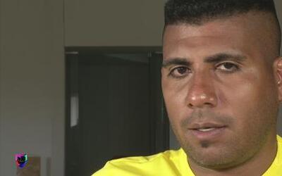 Daniel Ludueña quiere jugar el Mundial de Brasil 2014 con México