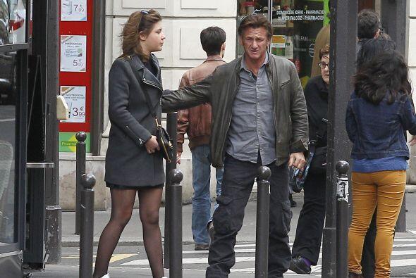 ¿Qué estaban haciendo juntos y muy sospechosos en la capital francesa? M...