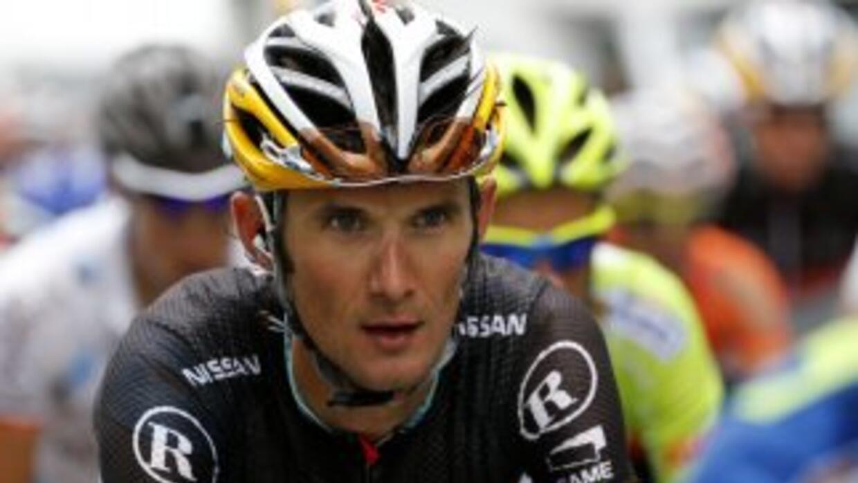 El ciclista habló durante una hora con la persona de la UCI que le comun...