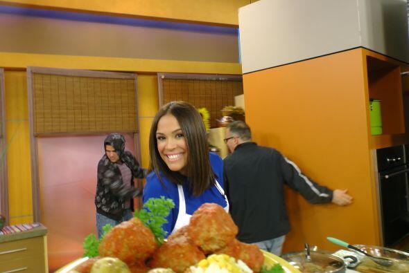 En la cocina de Karla preparamos 'albóndigas al chipotle', ¡Una verdader...