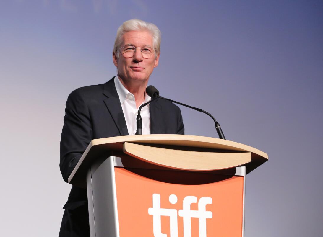 En septiembre de 2016 en el Festival de Cine de Toronto.