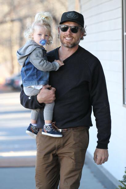 La preciosa hija de  Jessica Simpson es otra afortunada niña que crecerá...