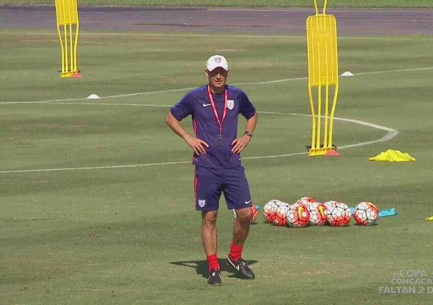 Jürgen Klinsmann: 'Muchos esperaban más del equipo y tenemos que ganar c...