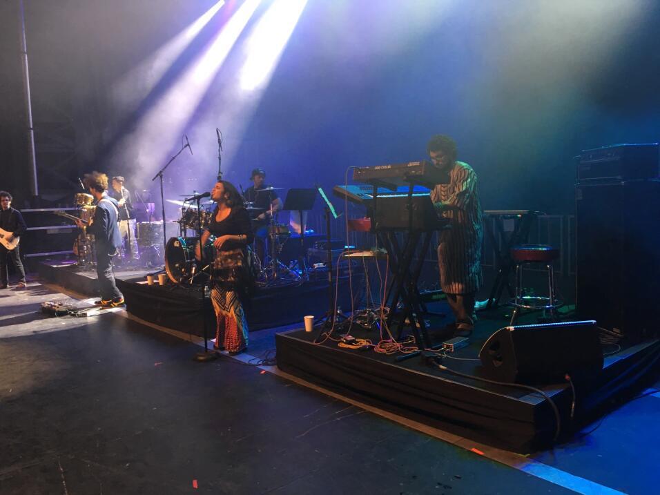 Fotos: Así se vivió el primer concierto de Residente como solista Image...