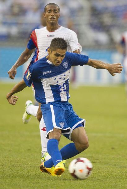 Honduras buscó asegurar el triunfo con un segundo gol.
