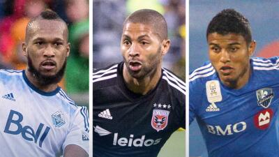 Ocho costarricenses en los Playoffs de la MLS
