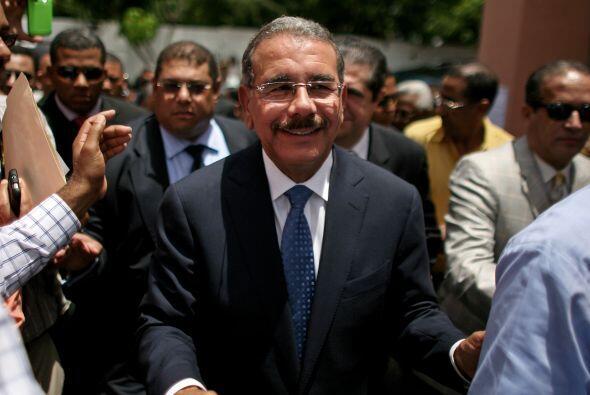 Mayo 20- La Junta Central Electoral (JCE) de República Dominicana, nombr...
