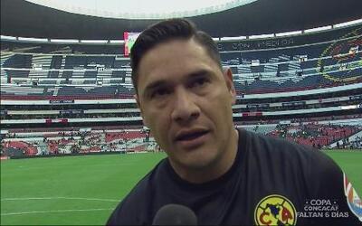 """Moisés Muñoz: """"Tuvimos más orden que otros juegos"""""""
