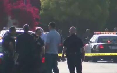 'Los Ángeles en un Minuto': sospechoso de robo murió baleado por las aut...