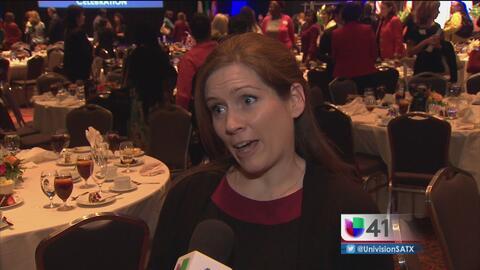 Honran a mujeres líderes en San Antonio