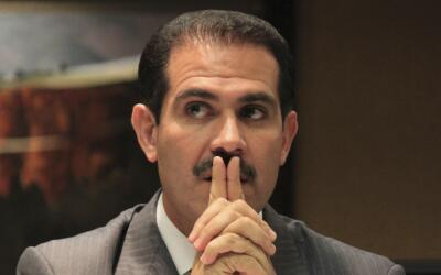 Guillermo Padrés, exgobernador de Sonora.