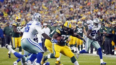 Packers 28-7 Cowboys: Green Bay entierra esperanzas de Dallas (video)