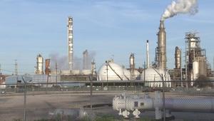 El impacto de precio del petróleo en Texas