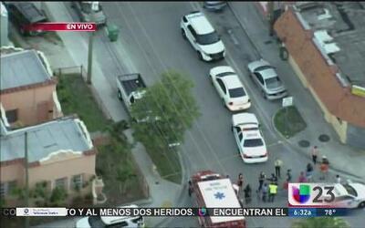 Hombre armado se enfrenta y huye de las autoridades en la Pequeña Habana
