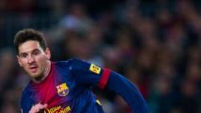 Messi estrenará su Balón de Oro ante Granada.