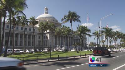La isla se hunde por crisis financiera