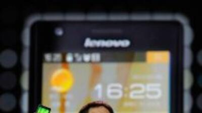 La compañía tecnológica china Lenovo incorporará a su catálogo de teléfo...