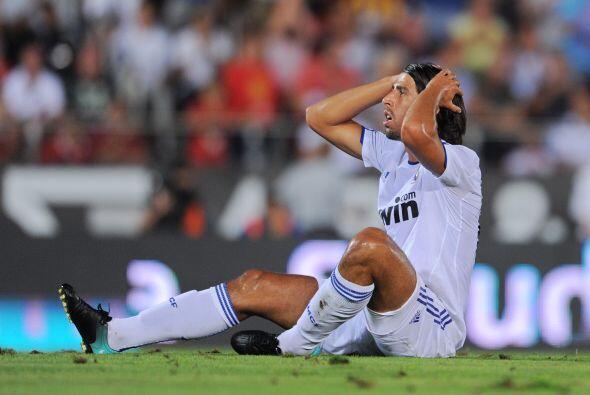 Terminó el duelo y Real Madrid se presentó en la Liga espa...