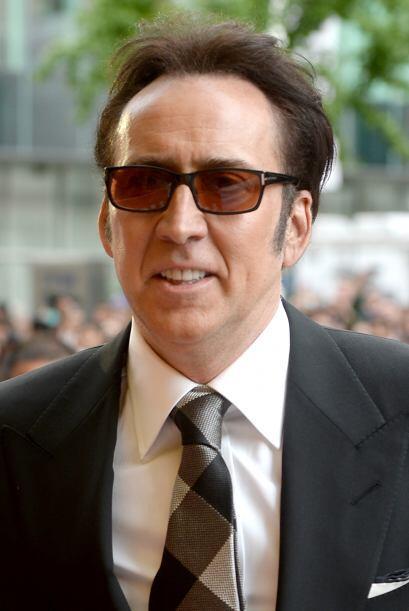 4. Nicolas Cage. Por increíble que pudiera parecer de este gran actor, N...