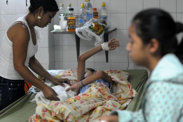 Así lo informaron fuentes sanitarias tras la muerte de dos pequeños el p...