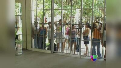 Mujeres tras las rejas por aborto en El Salvador